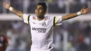 """Gabriel Barbosa Almeida """"Gabigol"""" Brazilian talent player"""