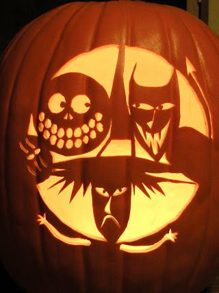 Photo: Lock, Shock & Barrel  Pumpkin Carving