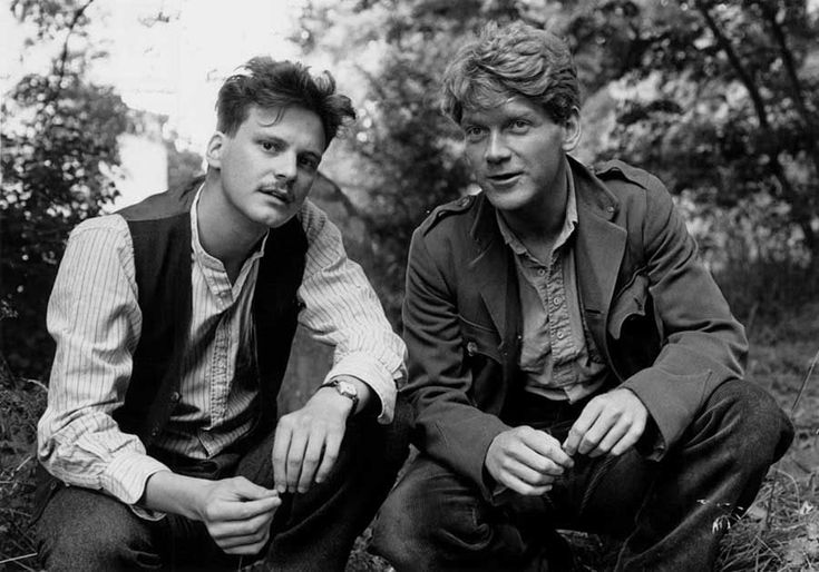 Colin Firth and Kenneth Branagh -- A Month in the Country.