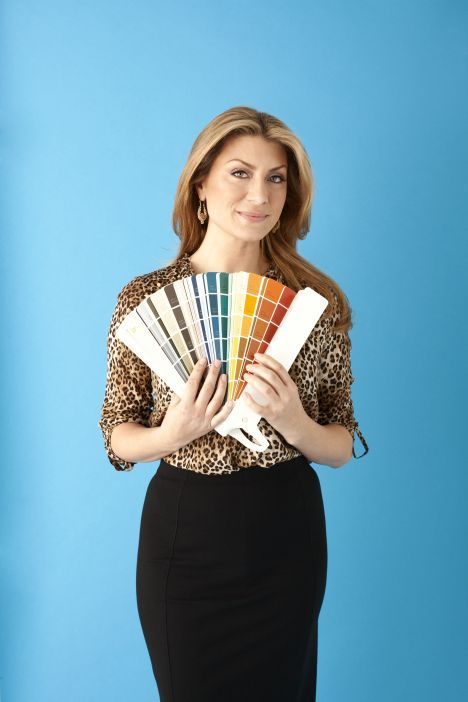 Genevieve Gorder. Her designs are so beautiful and simple ...