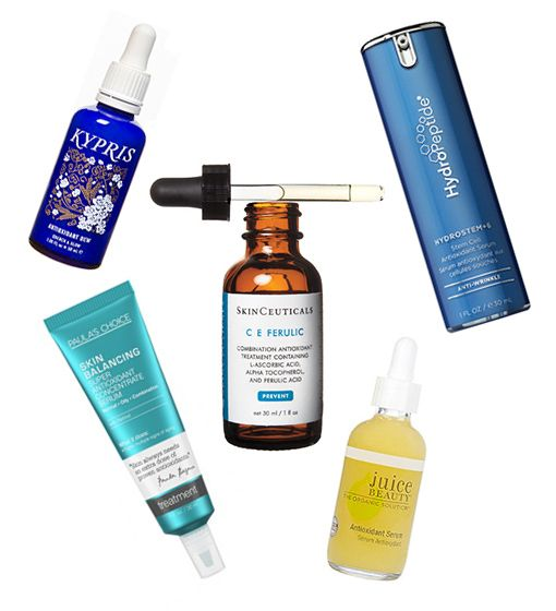 The best antioxidant serums to reverse and prevent sun damage