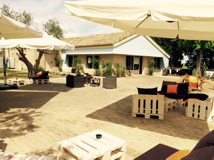La Tavernetta sull'Aia - Ristorante a Monterado di Trecastelli - 50 mt from the Castle. #food #castellodimonterado #destinazionemarche http://www.castellodimonterado.it/en/restaurants/tavernettaaia