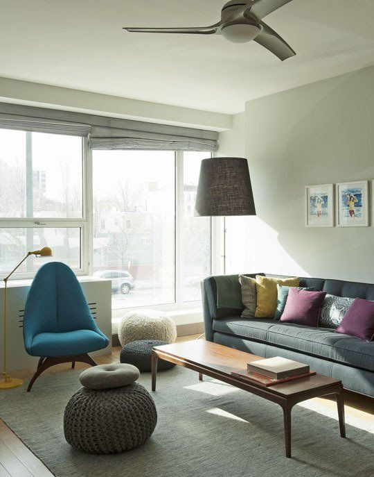 Small Space Solutions Long Island City Multi Purpose Living Room Home By Novogratz