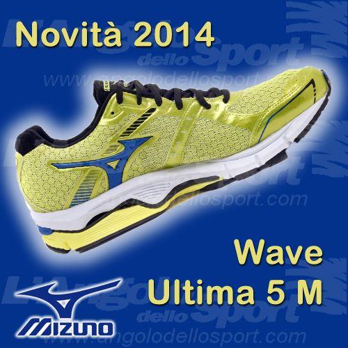 Novità #Running 2014: #Mizuno Wave Ultima 5M http://buff.ly/1lyfibN
