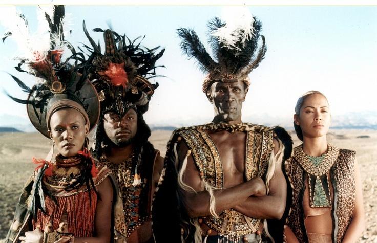 Henry Cele aka King Shaka Zulu | I am an African ...
