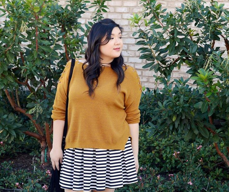 Plus Size Fashion Blog by Allison Teng. Plus size outfit inspiration, fashion trend coverage, plus size shopping tips, and designer spotlights.