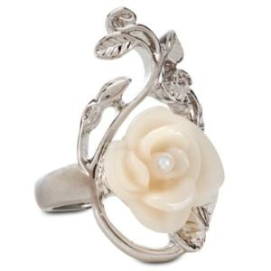 Rose Snow White Ring   Jewelry   Women   Disney Store