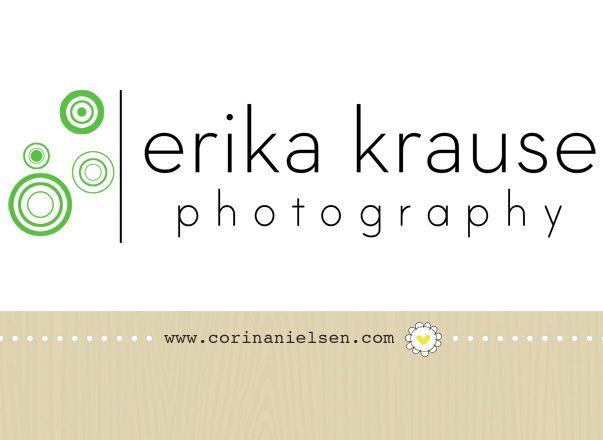 Logo Designs » Corina Nielsen Photography & Designs Blog