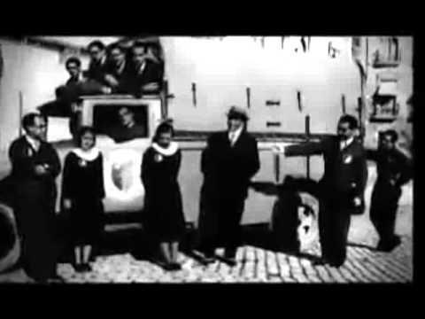 Vídeo de Youtube en el que se explica brevemente la biografía de Federico García Lorca, autor de la Generación del 27.