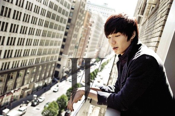 Lee Min Ho - W Magazine November Issue '10