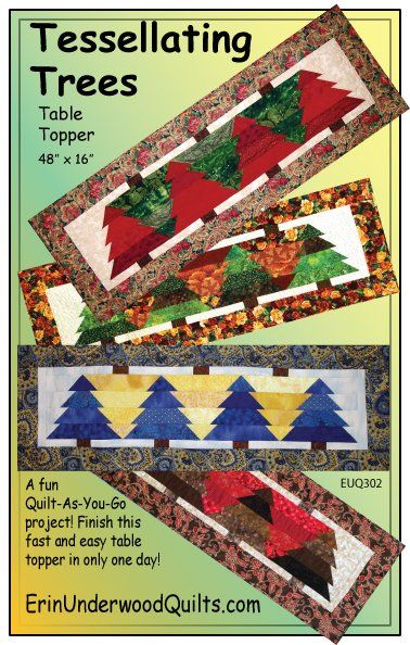 1000 images about runners toppers minis wall hangings for 10 minute table runner written instructions