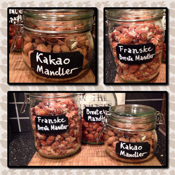 Homemade burned almonds for Christmas. French sweet and salty, ordinary sweet and cocoa with dark chocolate and cocoa. Easy peasy.