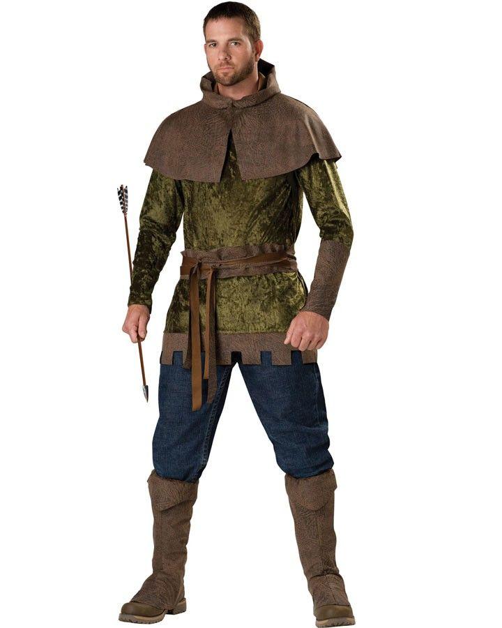 Robin Hood of Nottingham Mens Costume
