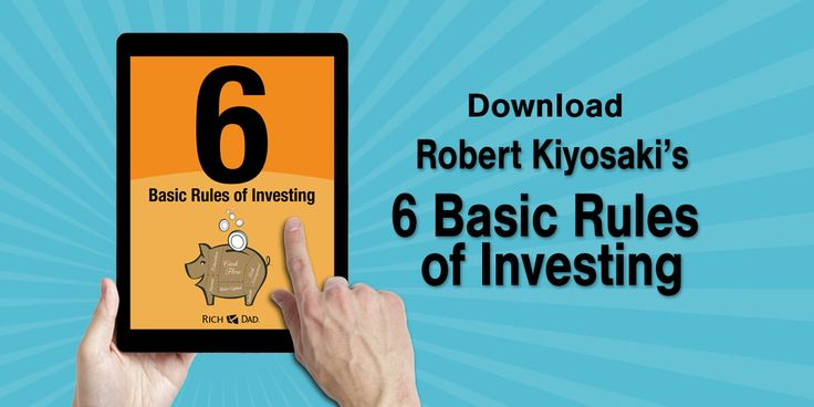 6 basic rules of investing pdf