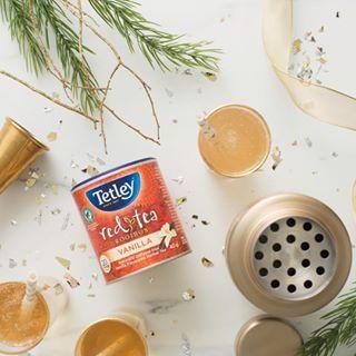 Put a fun spin on an everyday favourite! This New Years Eve, we're serving up this Red Tea Vanilla mocktail that's perfect for New Years Eve entertaining. ✨ #tealove #teaforlife #keepittetley #tetleyforlife #teastagram #instatea #tealife #teaaddict #teaoftheday #tetleycanada #tetleytea #teatime #cupoftea #tea #teatip #cuppa #steepedtea #vscotea #momentsofmine #livethelittlethings #flashesofdelight #imsomartha #entertaining #holidays #newyears