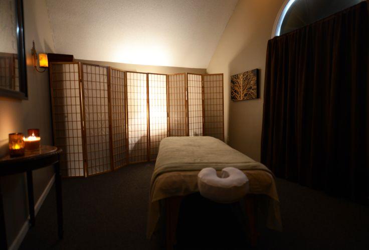 Massage room. www.ctnaturalbalance.com