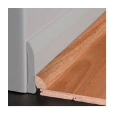 "Bruce Flooring 0.75"" x 0.75"" x 78"" Pine Quarter Round in Texture Pine Nutmeg"