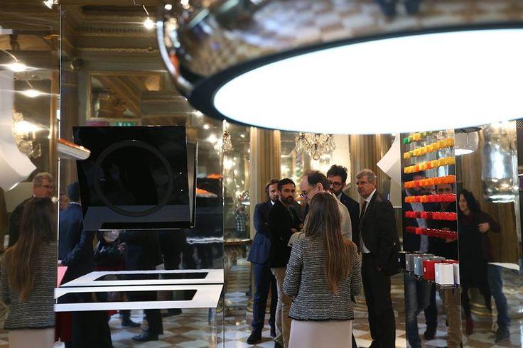 #Elica Air Nouveau à #Paris event! Take a look and enjoy!
