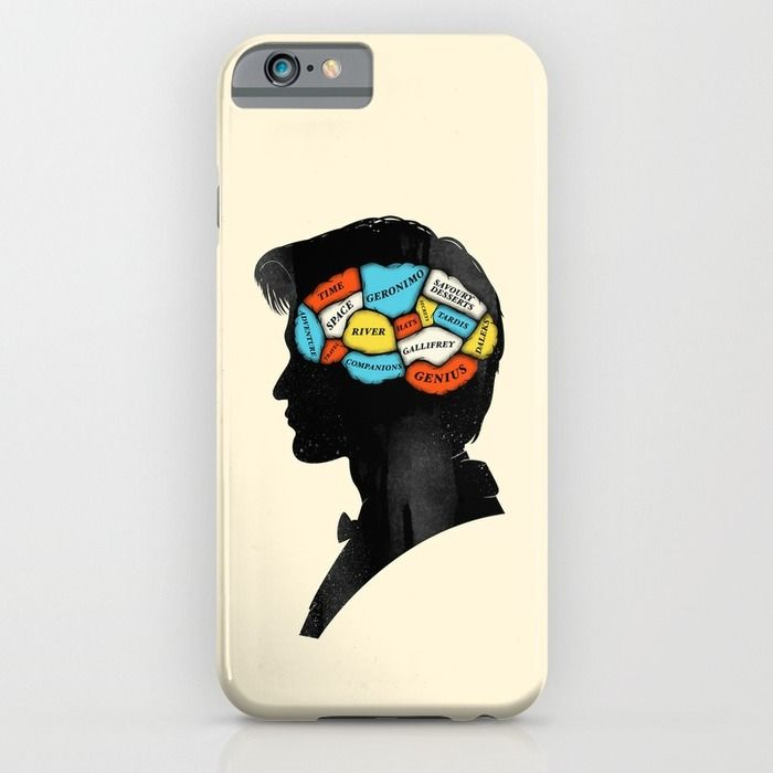 Doctor Phrenology iPhone & iPod Case