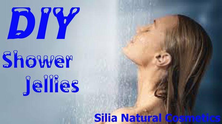 DIY: shower jellies