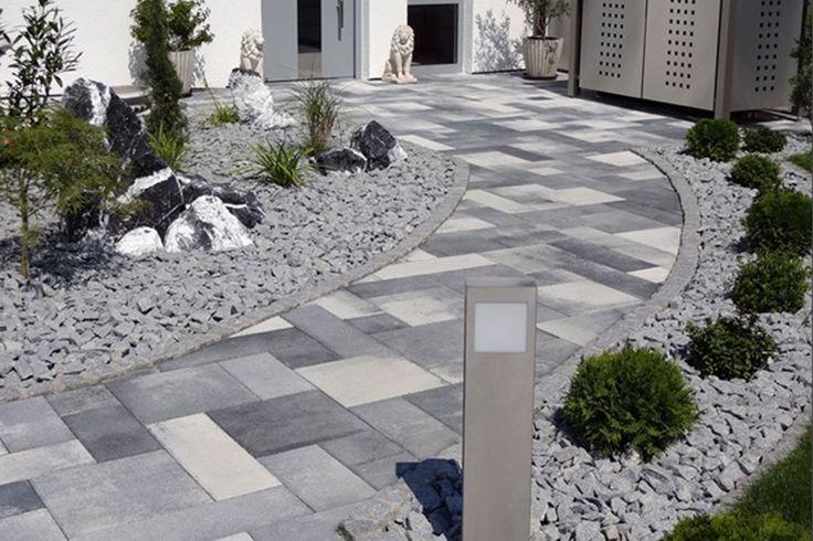 Die 25 besten ideen zu steinmauern auf pinterest for Gartengestaltung carport