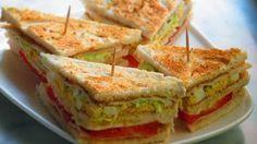 Mincir avec thermomix - Spécial régime DUKAN : Sandwich club au poulet - Dukan et thermomix