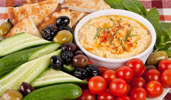 Whipped Feta and Pepper Dip