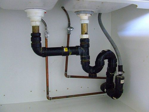 install kitchen sink drain plumbing 1000 images about kitchen sink on unclog a 7532