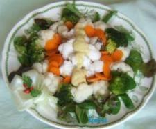 Ricetta Coda di rospo con verdure pubblicata da luisa2 - Questa ricetta è nella categoria Antipasti