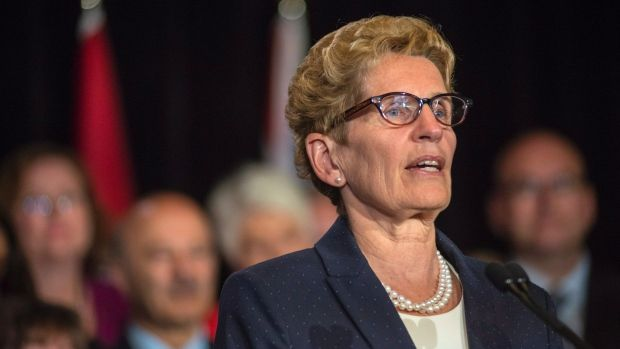 """""""Ontario Premier Kathleen Wynne said on Monday that the province will not follow British Columbia's move to introduce a tax on foreign homebuyers."""""""