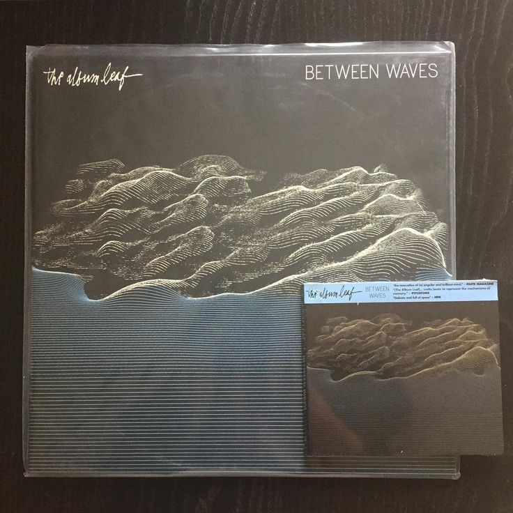 "ON SALE! The Album Leaf ""Between Waves"" (2016 Relapse) CD 11,90€/LP 16,90€ www.everlastingspew.com  Nearly twenty years into a career that has seen Jimmy LaValle exercising his creativity across the realms of film scoring, sound collage, and electronic / rock music, via instrumental and vocal-driven compositions alike, LaValle and THE ALBUM LEAF are poised to deliver yet another sonic triumph with 2016's Between Waves. Born out of a thorough reinvention of LaValle's creative process and…"