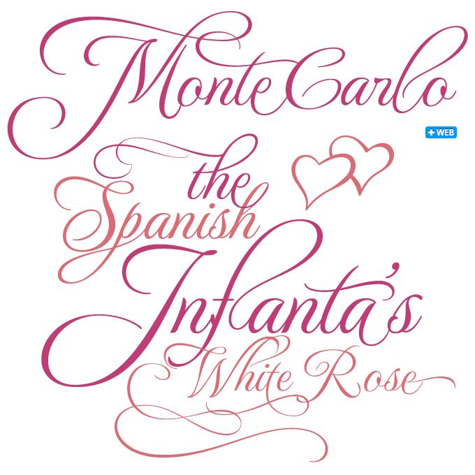Monte Carlo. My new fave typeface.