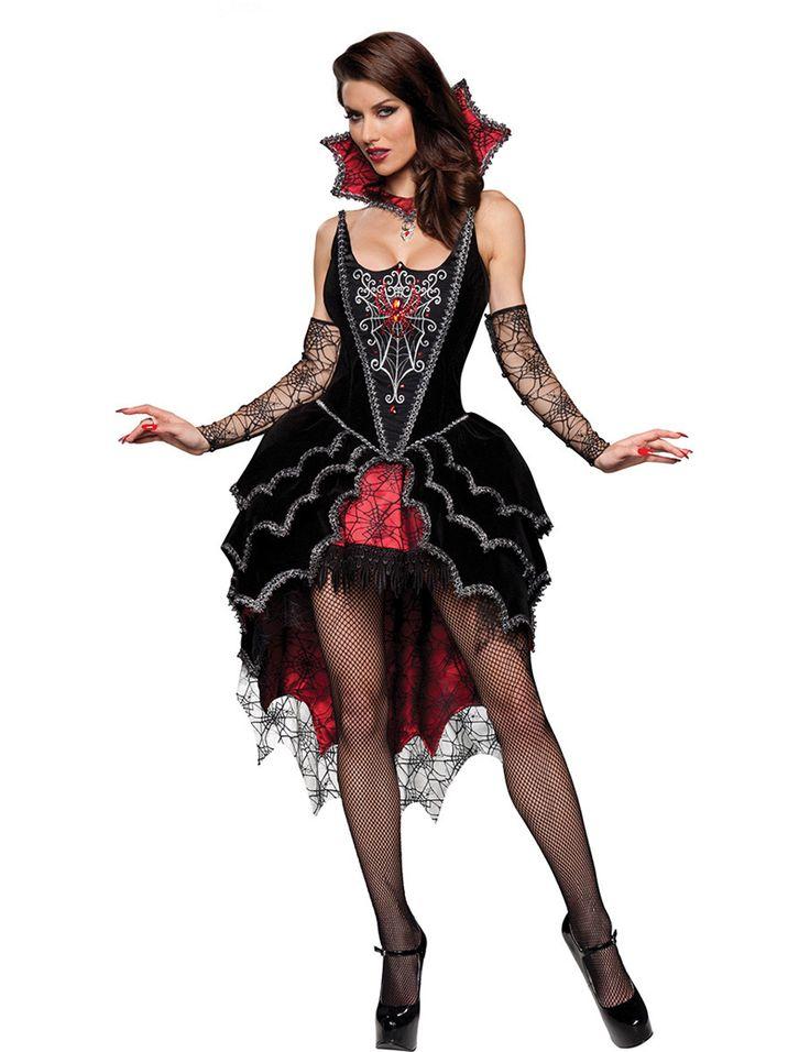 Resultado de imagen para reina de los vampiros disfraz niña