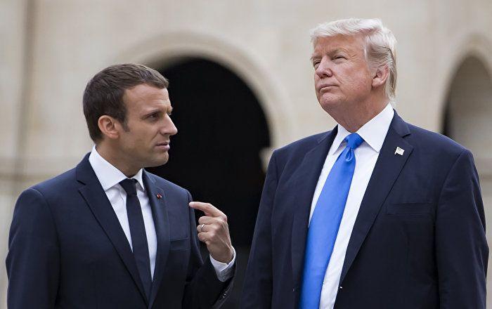 Presidente de Francia visitará Washington el 24 de abril
