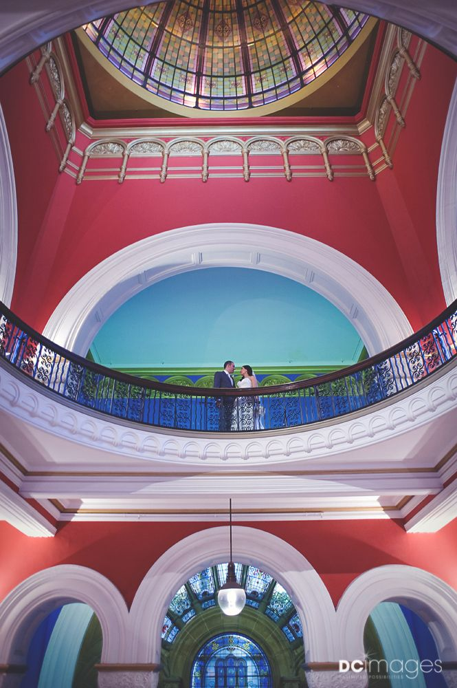 The fabulous colour and unique perspective from the QVB in Sydney #qvb #thetearooms #thetearoomsweddings #qvbweddings #sydney #sydneyweddings #awesome #loveit #bride #groom #brideandgroom #happydays #love #sydneyweddings #sydneyweddingphotography #photooftheday #weddings #pin #sydney #like #follow #dcimages #dcimagessydney