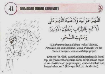 doa meminta hujan - Penelusuran Google