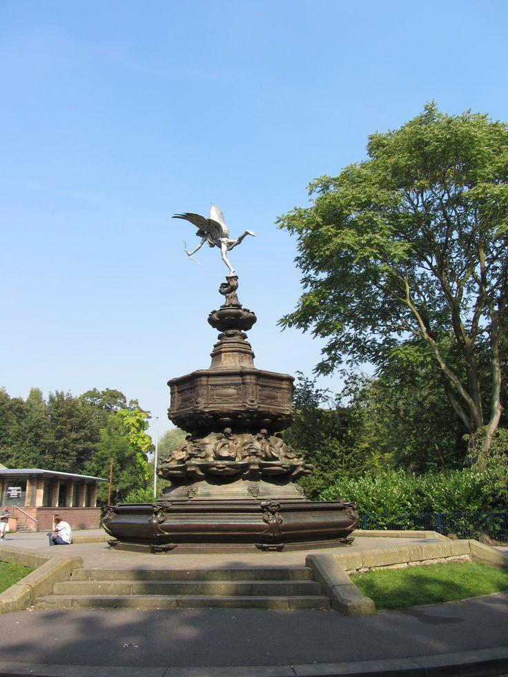 Eros, Sefton Park, Liverpool
