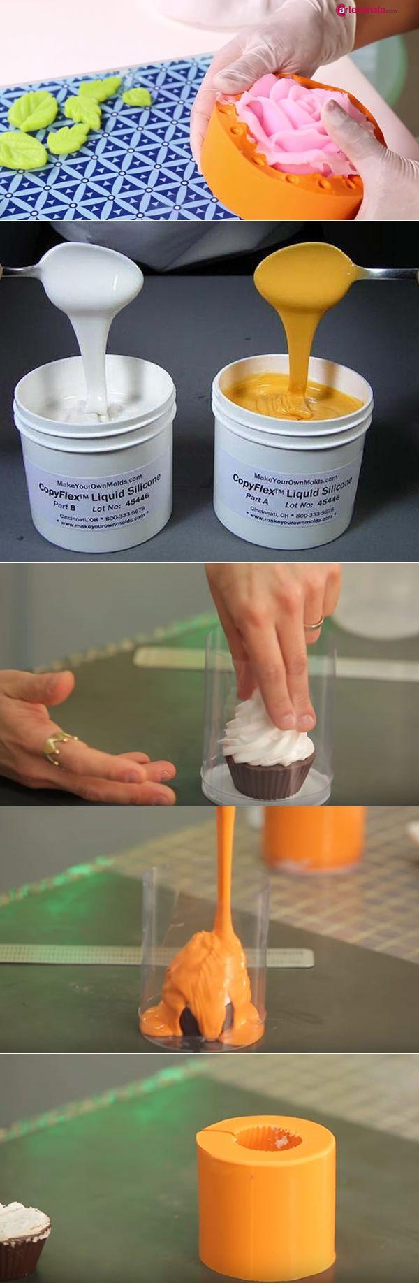 Como Fazer Molde de Silicone para Sabonetes