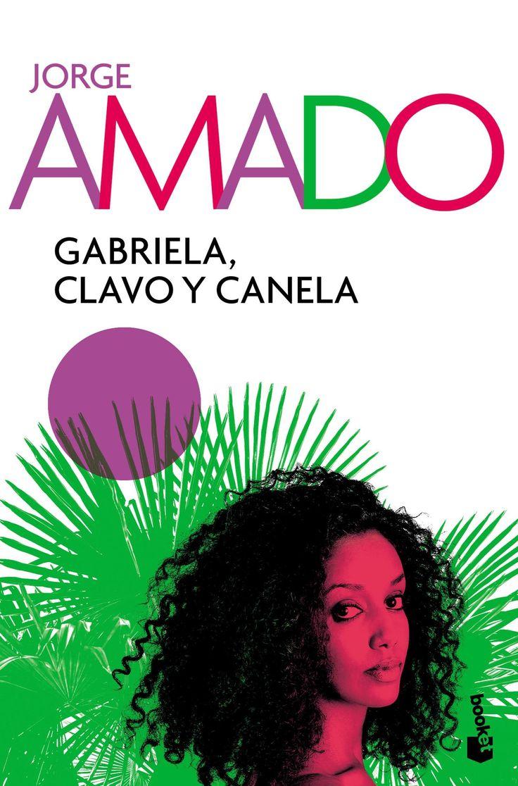 Gabriela, Clavo y Canela de Jorge Amado (Booket, Argentina)