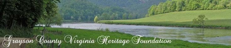 Grayson County VA Heritage Foundation