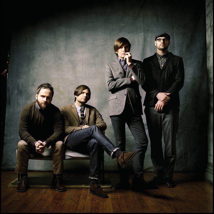 With amazing stories within each one of their songs and a special way to narrate life; they are by far one of the best bands I've ever heard.  --Photo by Danny Clinch.
