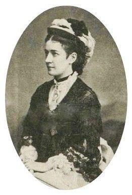 Анна Сергеевна Салтыкова, ур. Долгорукова (1848?-1917), в замужестве за Николаем Сергеевичем Салтыковым (1830—1901).