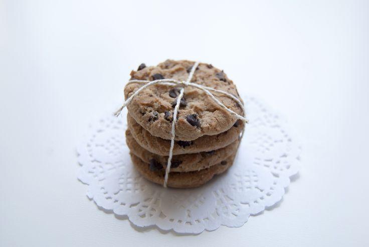 Receita Cookies Caseiros - Lapis de Noiva