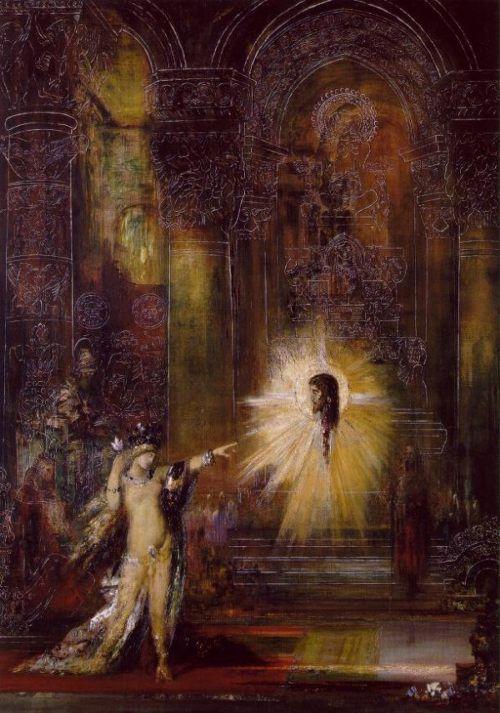 Gustave Moreau – Zjawa