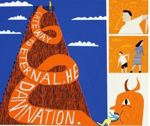 Illustration by Hal Hardy