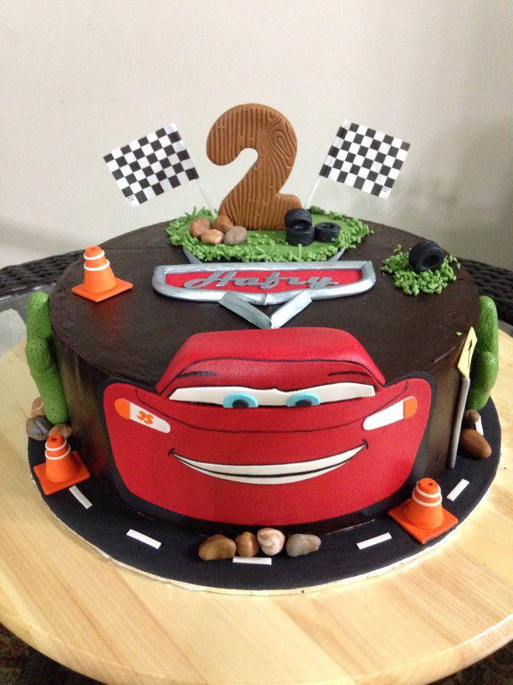cars 2 cake decorating ideas