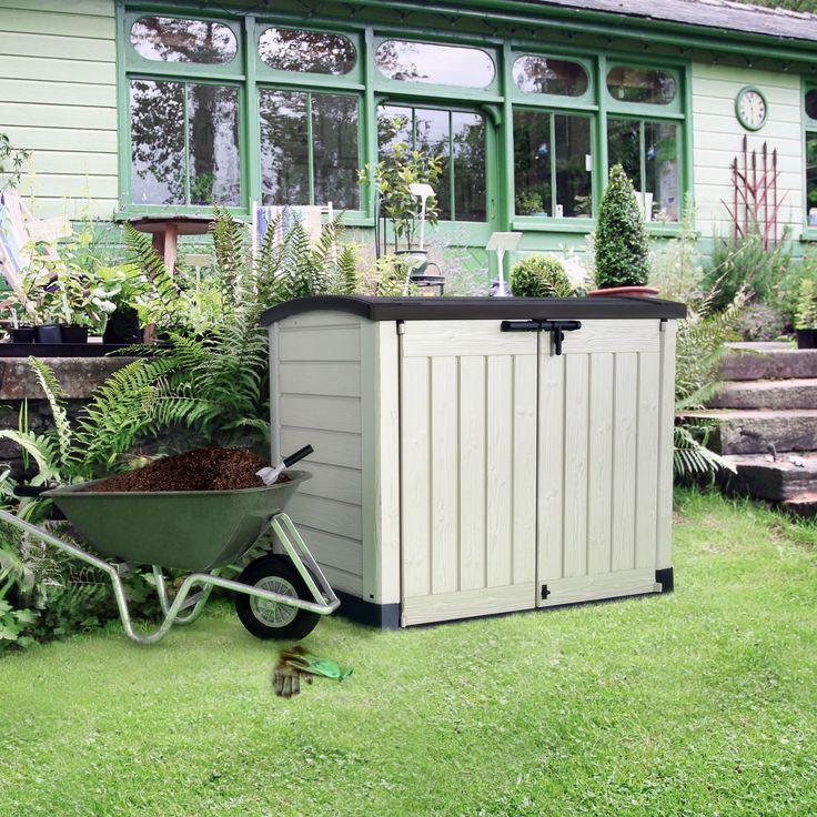 Carolina Plastic Garden Storage Box | Departments | DIY at B&Q