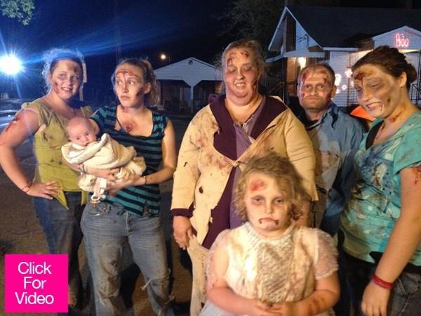 Ain't Nuffin' Better Than A Honey Boo Boo Halloween