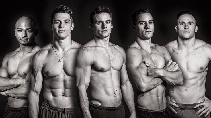 USA Men's Gymnastics Team Named