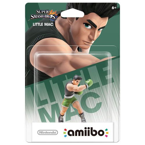 amiibo Super Smash Bros Little Mac